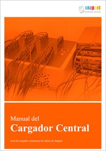 Manual del cargador central
